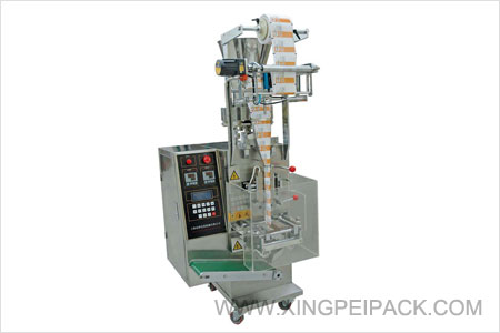 XPK-240/300颗粒自动包装机