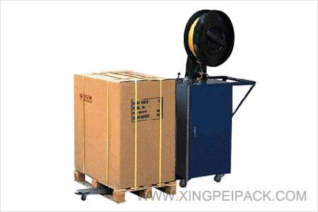 栈板打包机/穿剑式捆扎机/托盘打包机/木托包装机/托板捆包机/自动打带机|手动打包机